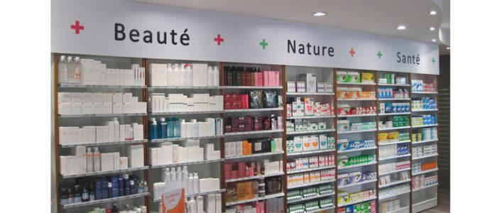 Hauts de rayons – Pharmacie de Lambour