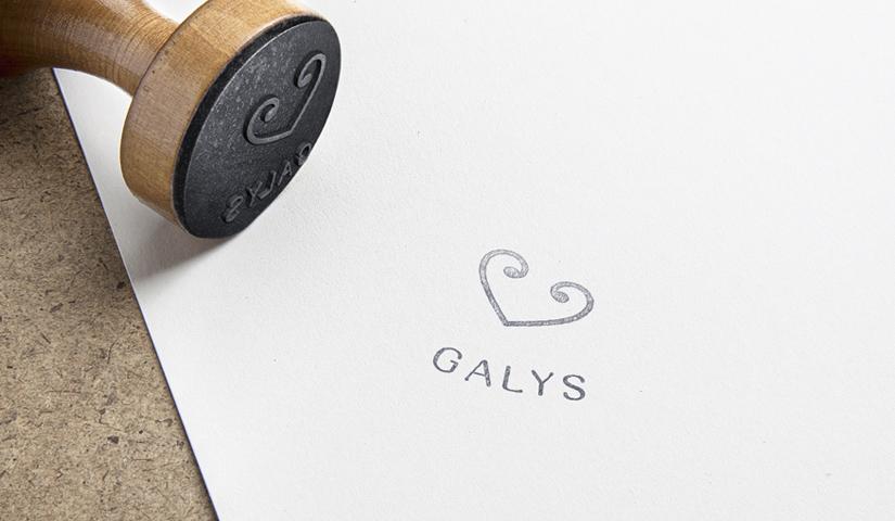 Signature Galys - logo benelela- création graphique - Loctudy - Pont-L'abbé