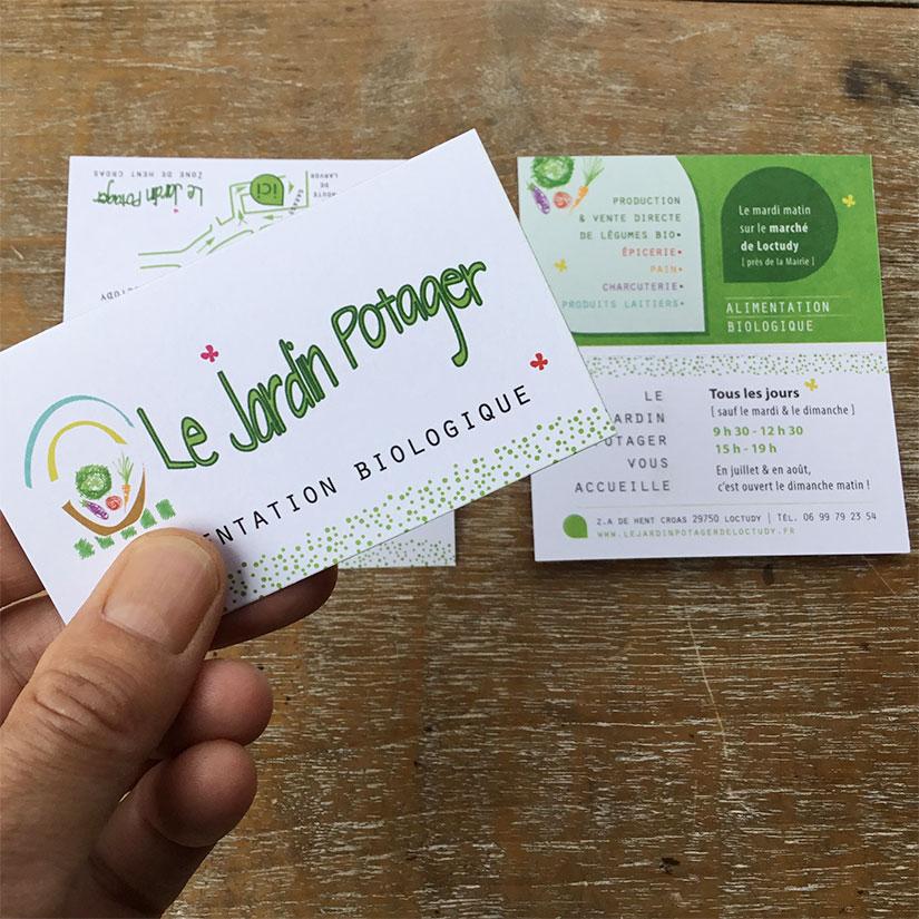 Communication, cartes de visite, BENELELA, Graphiste à Loctudy   Pont-l'Abbé