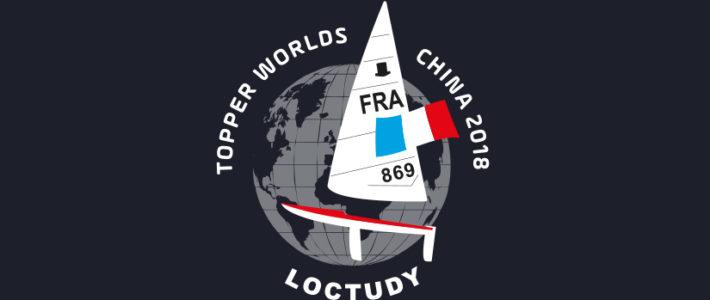 Visuel Délégation française – Mondial Topper