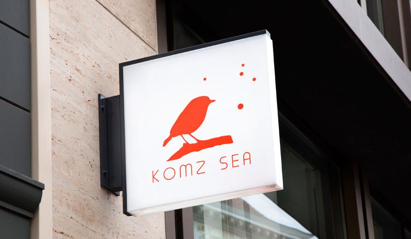 Komz-Sea - BENELELA Création graphique - Bretagne