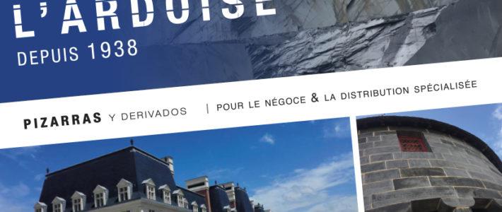 Publicité Magazine – Pizarras