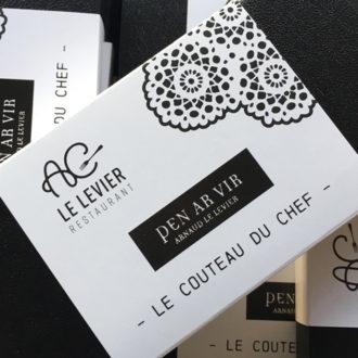 Packaging Couteaux AC LE LEVIER Loctudy