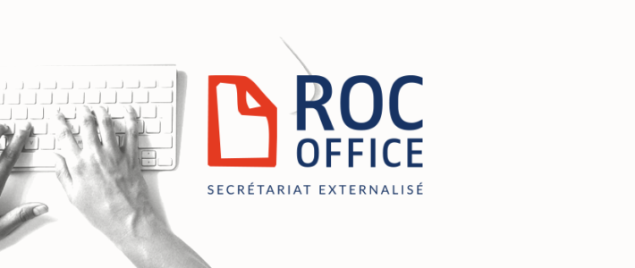 Logo, cartes & flyers – ROC Office